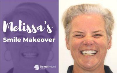Melissa's Smile Makeover in Bacchus Marsh