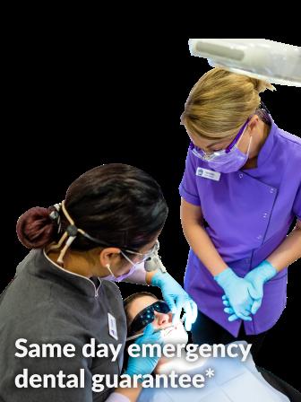 Same Day Emergency Dental Guarantee